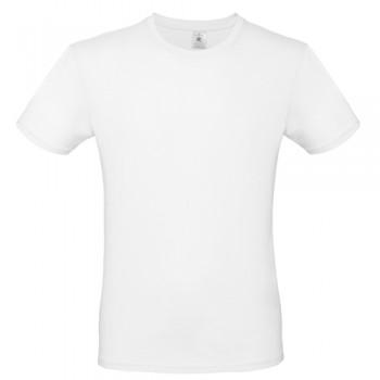 T-shirt B&C E150, tam....
